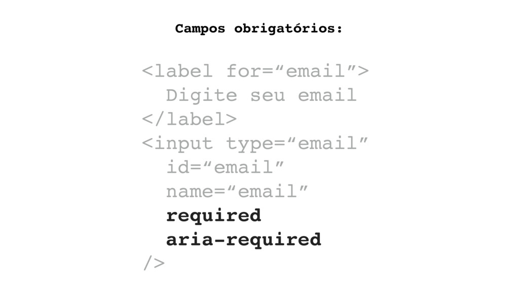 "<label for=""email"">