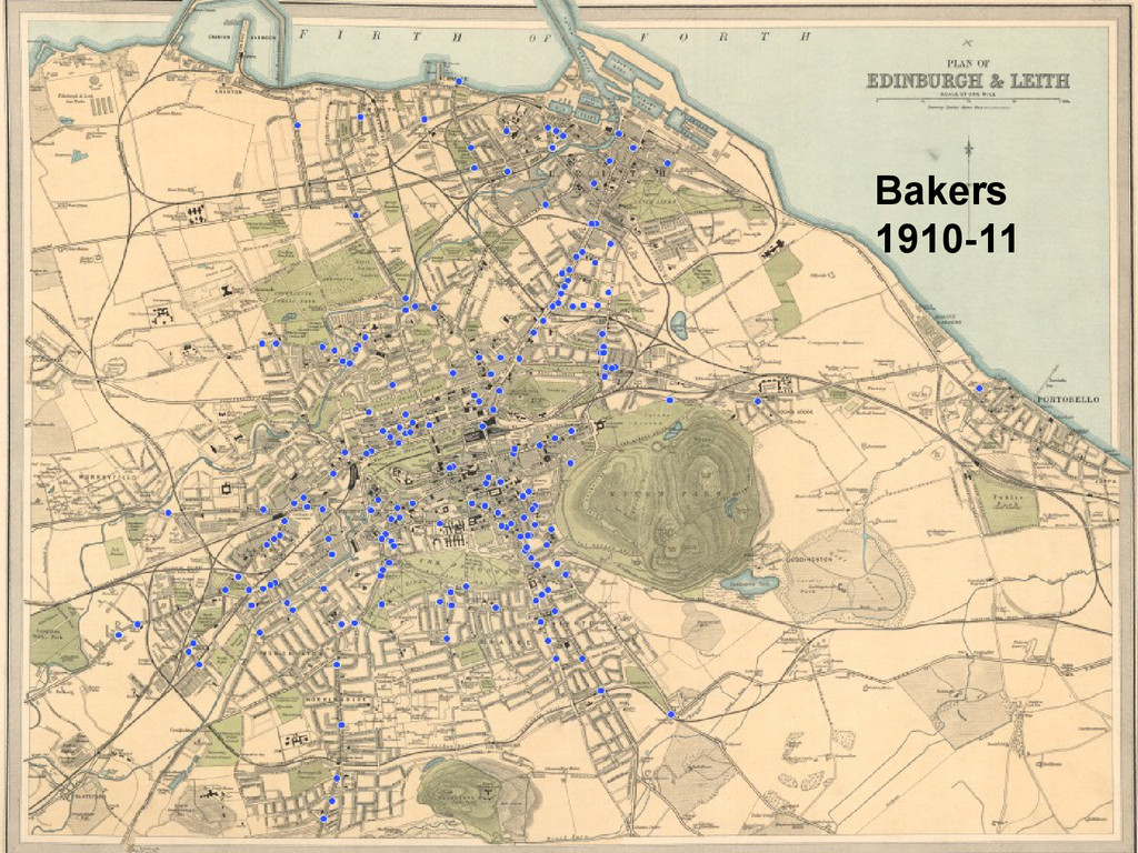 Bakers 1910-11