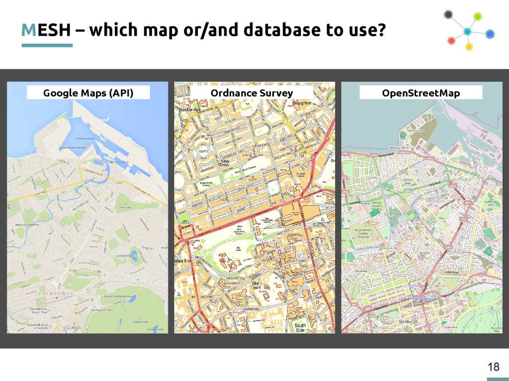 18 MESH – which map or/and database to use? Goo...