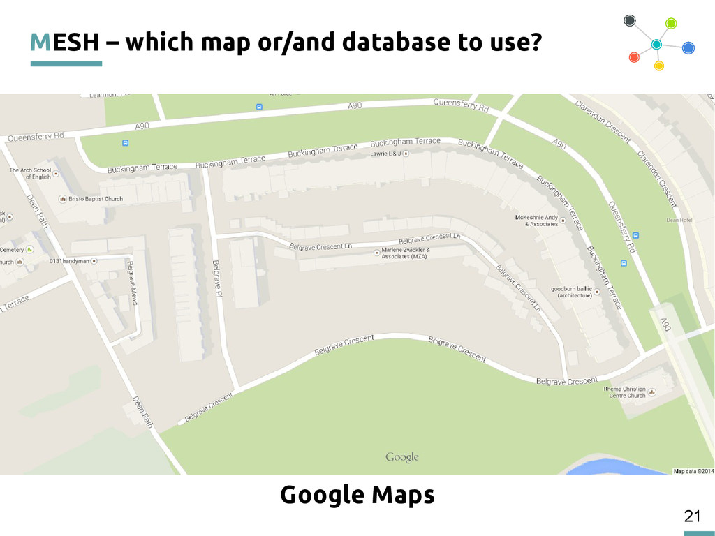 21 MESH – which map or/and database to use? Goo...