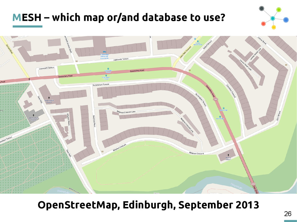 26 MESH – which map or/and database to use? Ope...