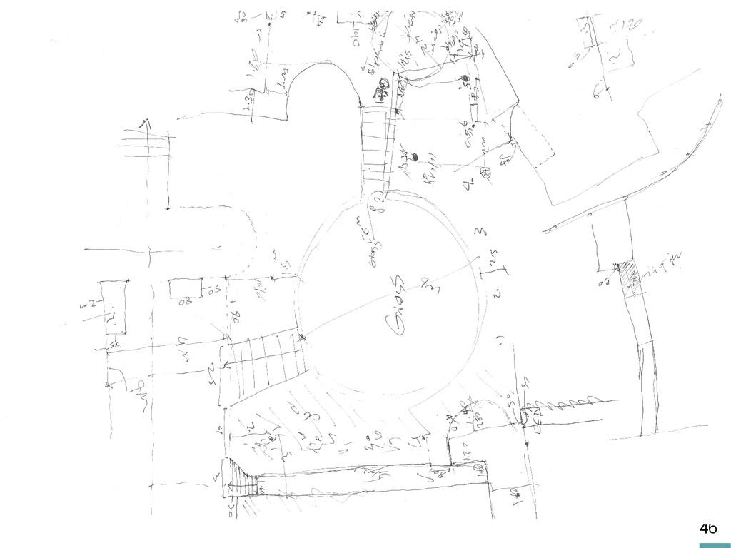46 Old maps: vectorisation/data integration