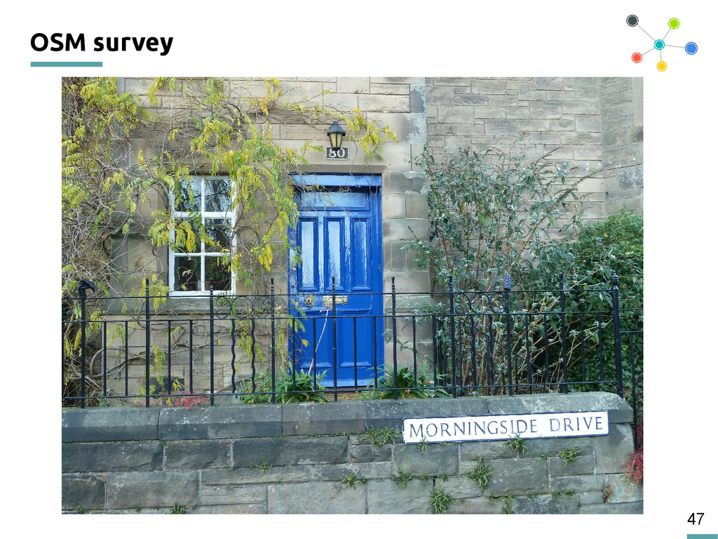 47 OSM survey