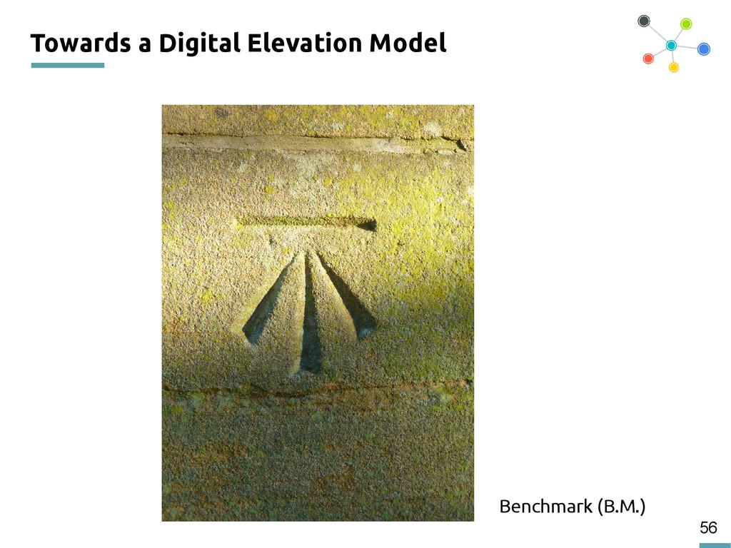 56 Towards a Digital Elevation Model Benchmark ...