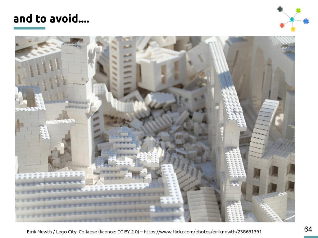64 and to avoid.... Eirik Newth / Lego City: Co...