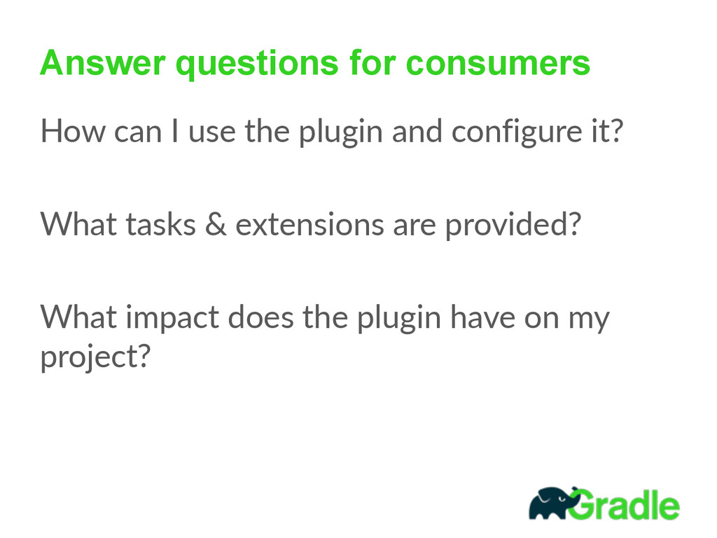 Answer questions for consumers How can I use...
