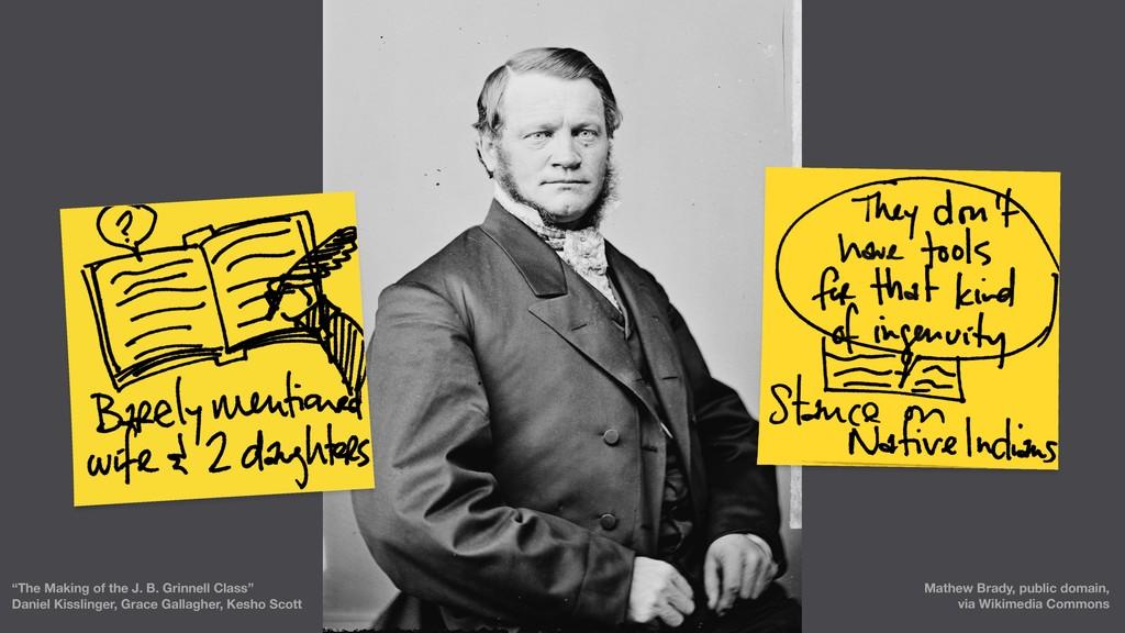 Mathew Brady, public domain, via Wikimedia Comm...