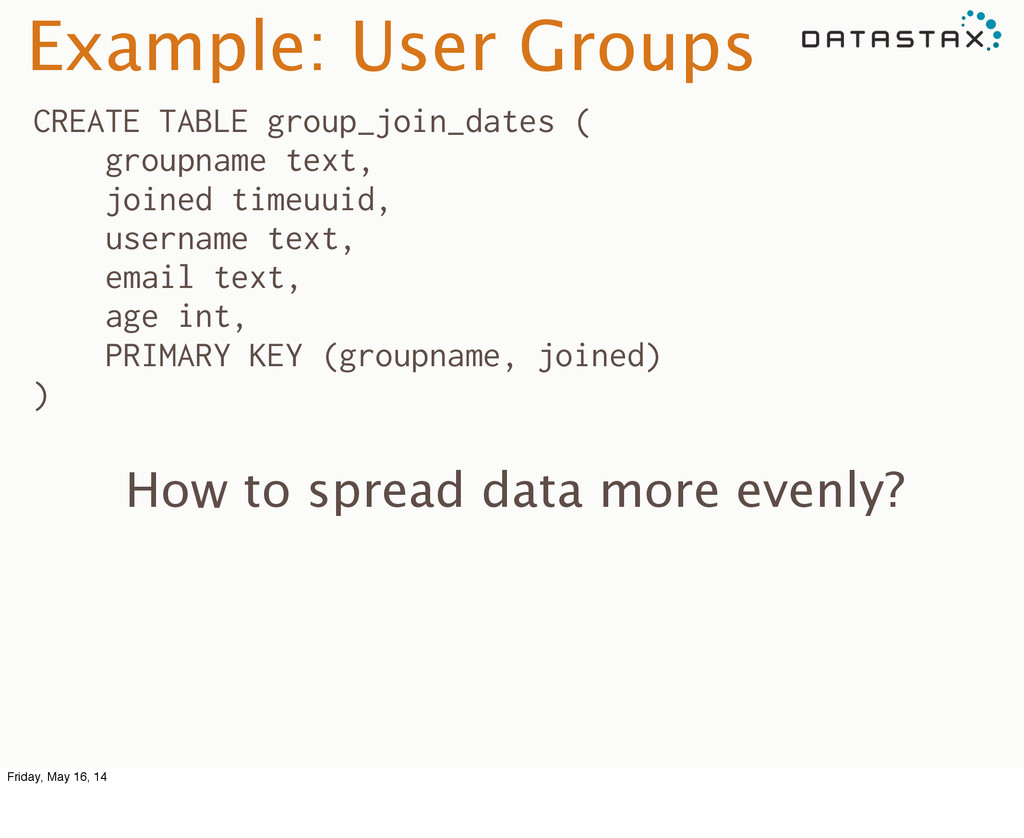 Example: User Groups CREATE TABLE group_join_da...