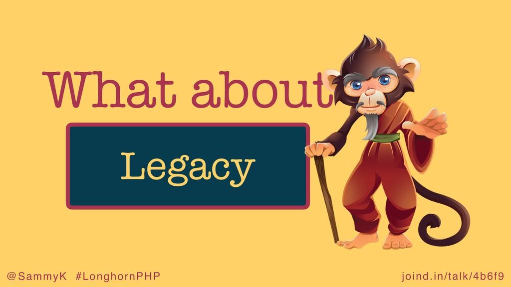 joind.in/talk/4b6f9 @SammyK #LonghornPHP What a...