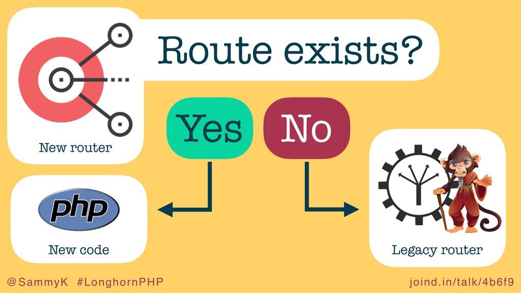 joind.in/talk/4b6f9 @SammyK #LonghornPHP Route ...