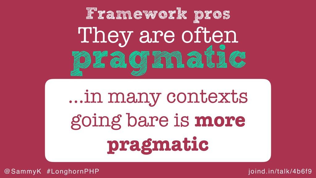 joind.in/talk/4b6f9 @SammyK #LonghornPHP Framew...