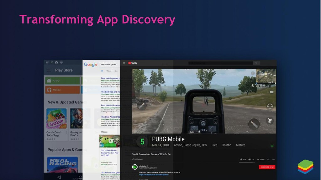 Transforming App Discovery