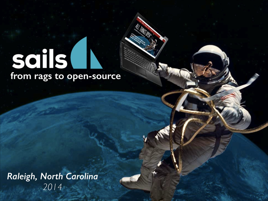 from rags to open-source Raleigh, North Carolin...