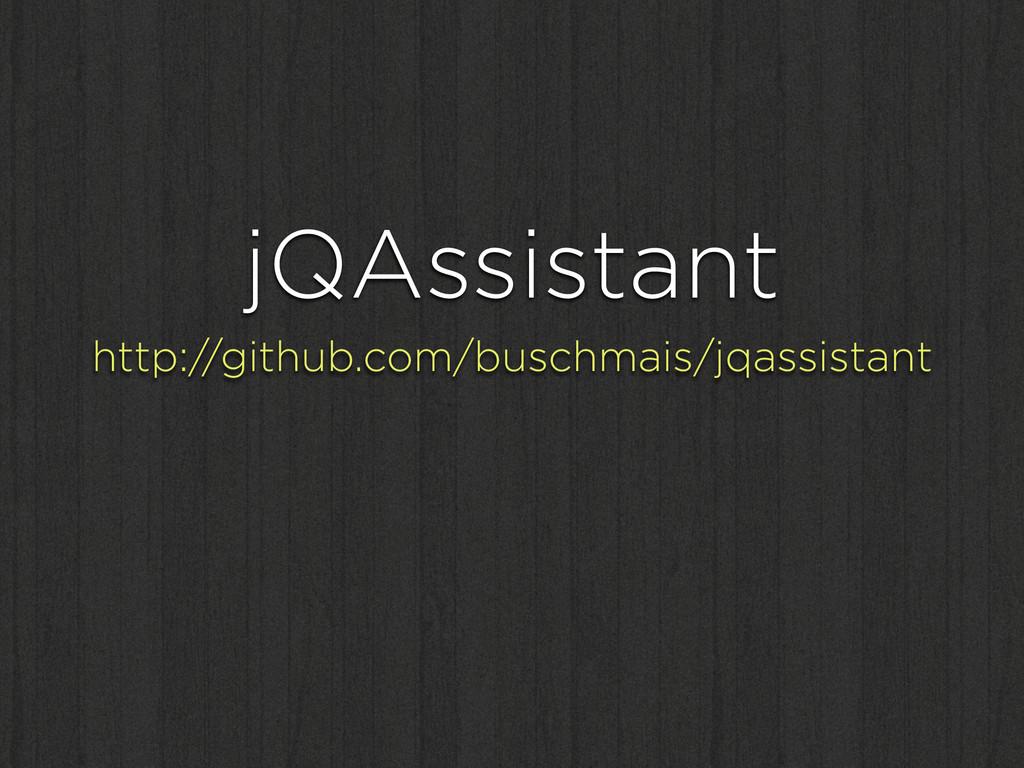 jQAssistant http://github.com/buschmais/jqassis...