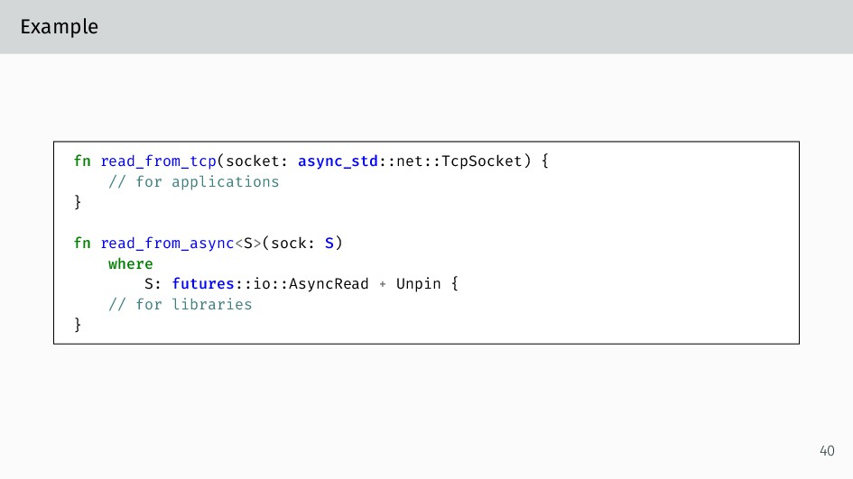 Example fn read_from_tcp(socket: async_std::net...