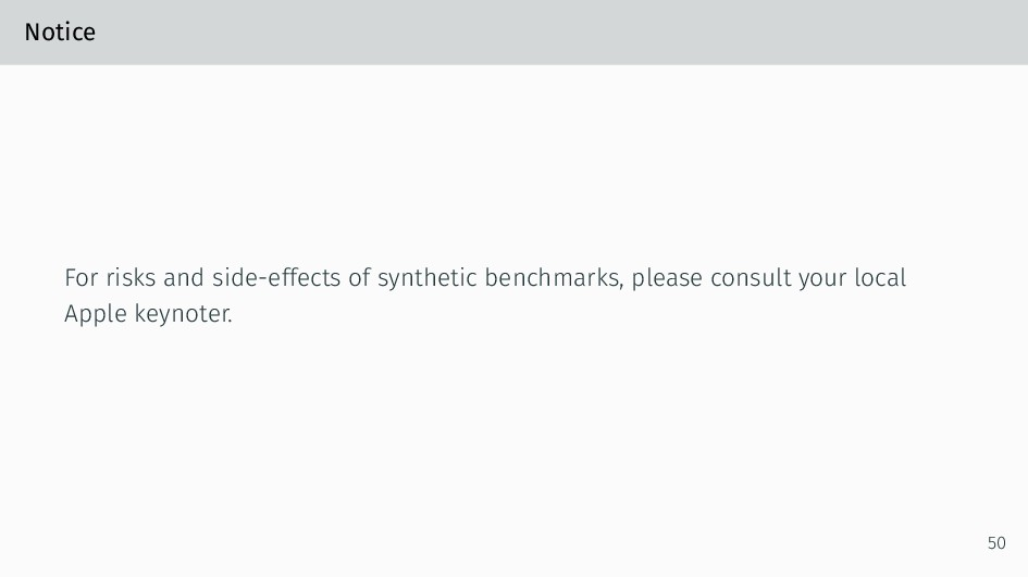 Notice For risks and side-effects of synthetic ...