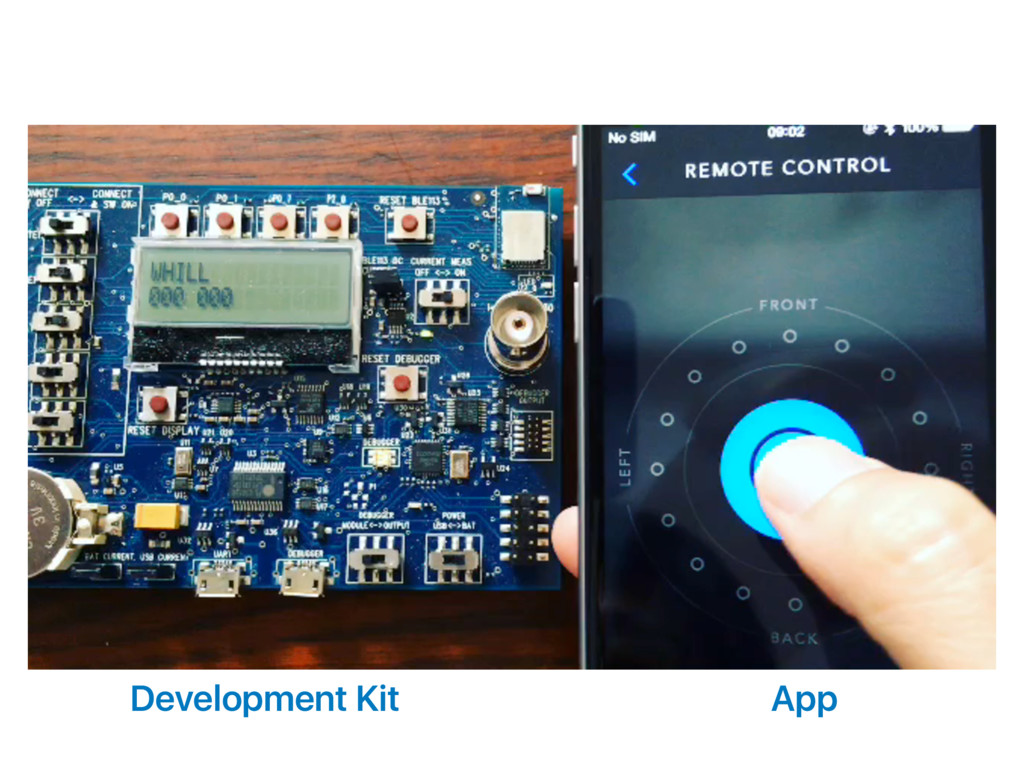 Development Kit App
