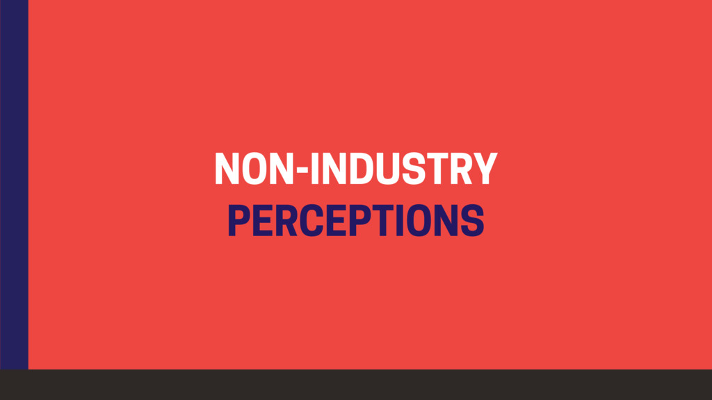 NON-INDUSTRY