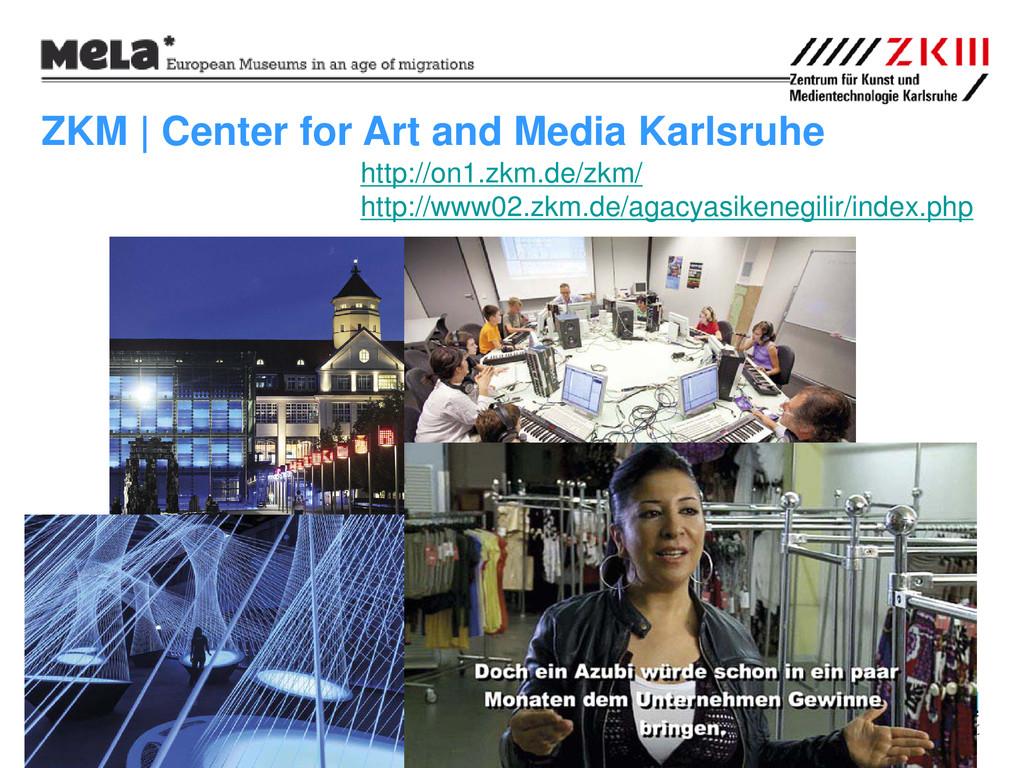 ZKM   Center for Art and Media Karlsruhe http:/...