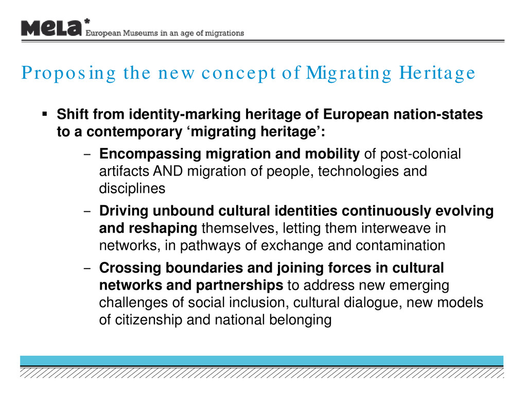  Shift from identity-marking heritage of Europ...