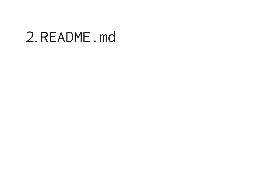 2. README.md
