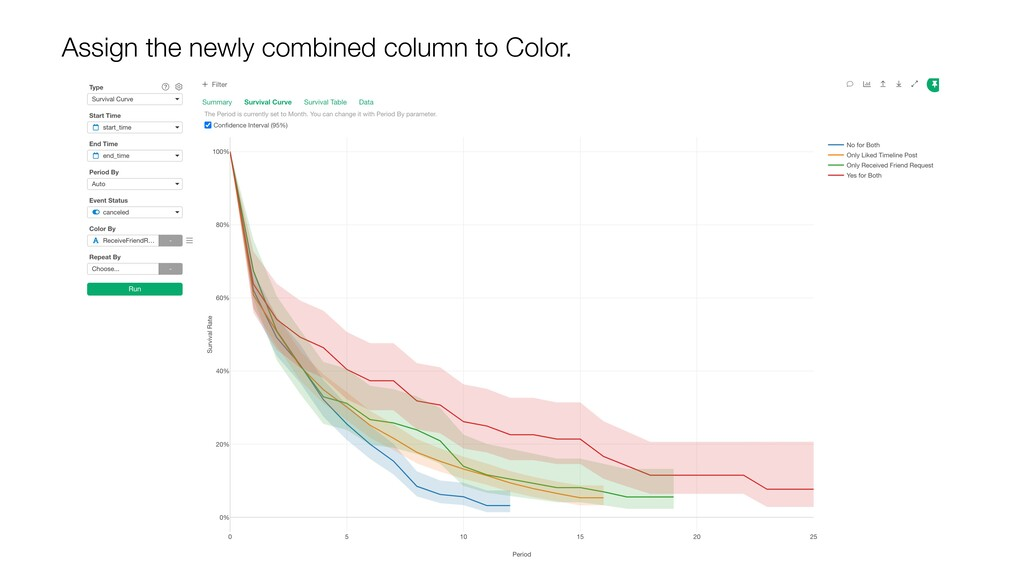 Assign the newly combined column to Color.
