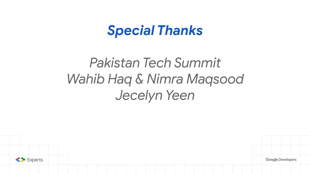 Special Thanks Pakistan Tech Summit Wahib Haq &...