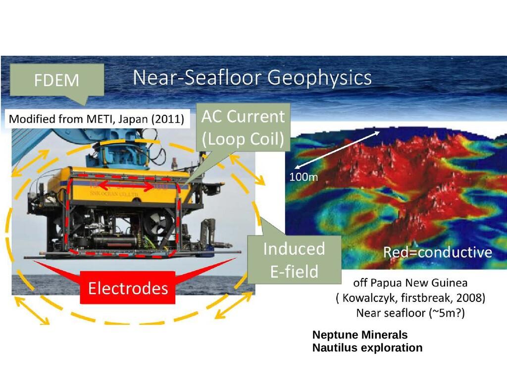 Neptune Minerals Nautilus exploration