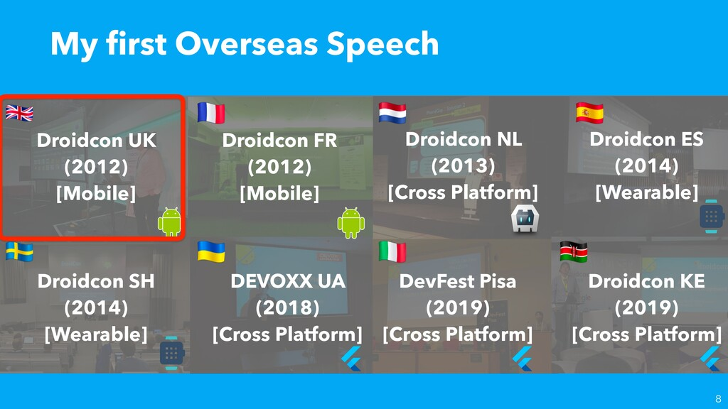 My first Overseas Speech  Droidcon UK (2012) [M...