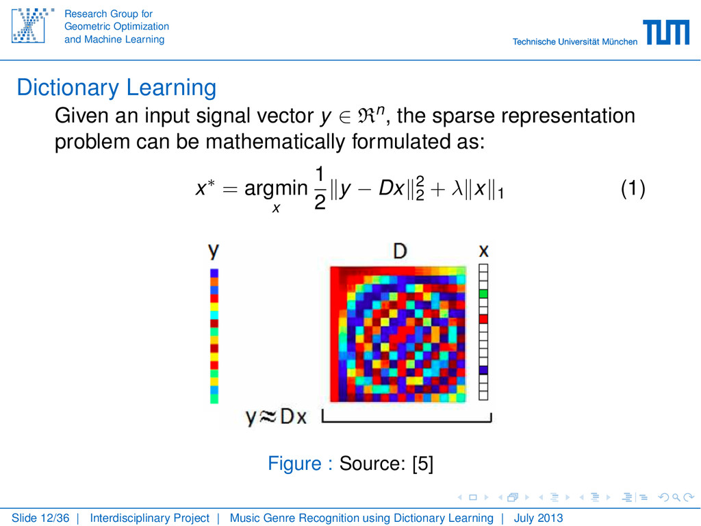 Research Group for Geometric Optimization and M...