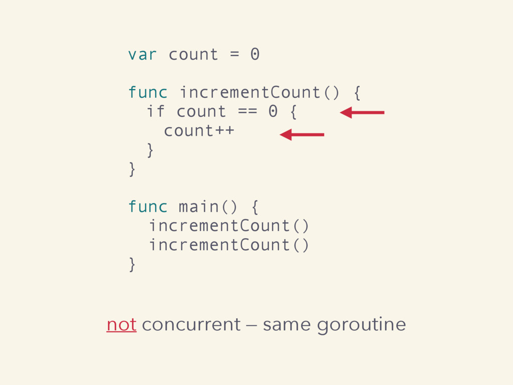 var count = 0 func incrementCount() { if count ...
