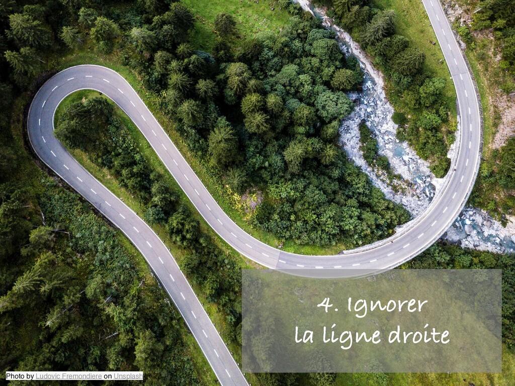 Photo by Ludovic Fremondiere on Unsplash 4. Ign...