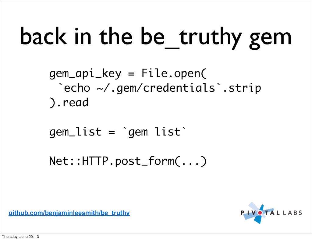 back in the be_truthy gem gem_api_key = File.op...