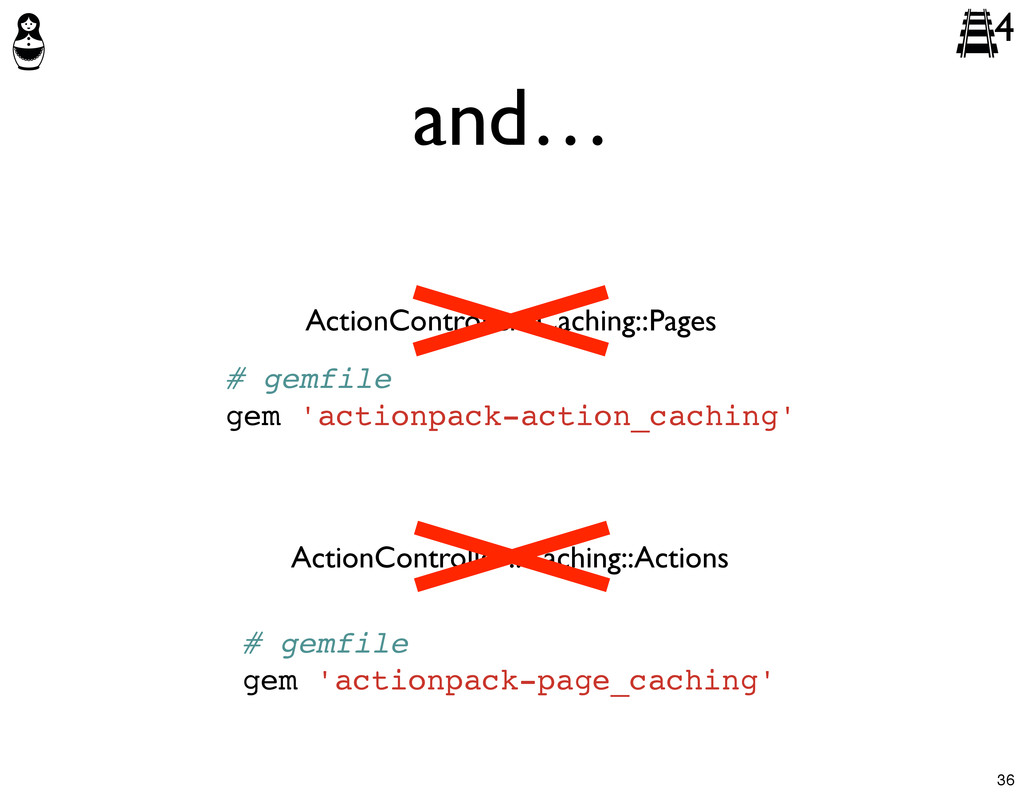 and… 4 ActionController::Caching::Pages ActionC...