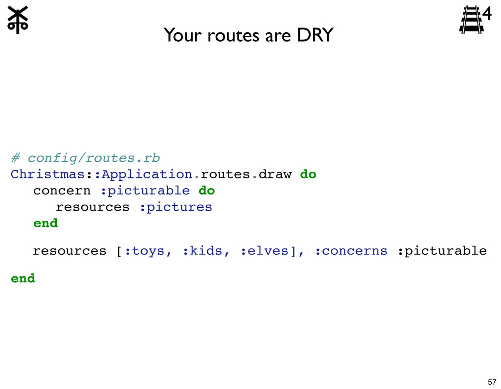 # config/routes.rb Christmas::Application.route...