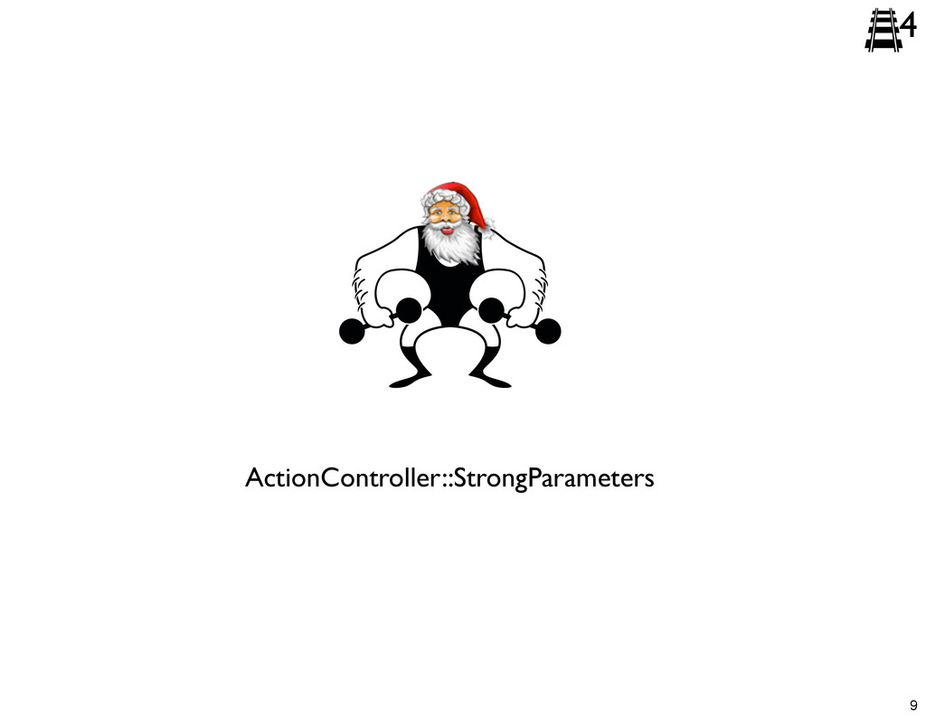 ActionController::StrongParameters 4 9