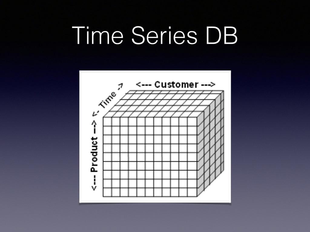 Time Series DB