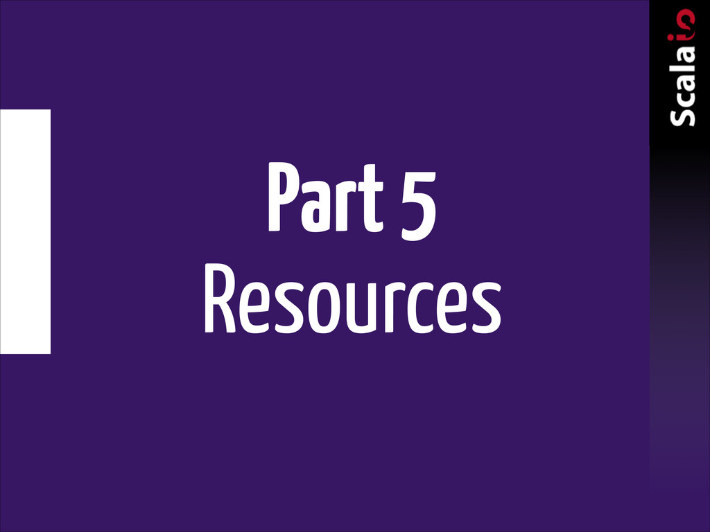 Part 5 Resources