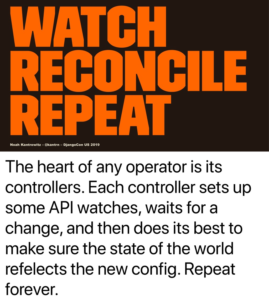 The heart of any operator is its controllers. E...
