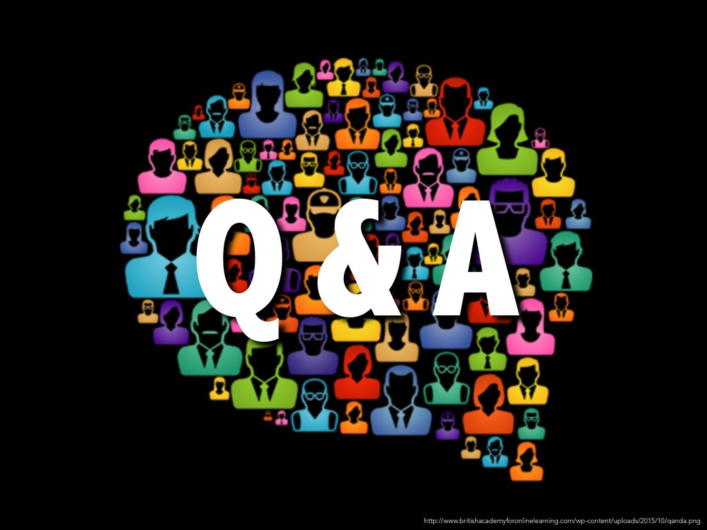 Q & A http://www.britishacademyforonlinelearnin...