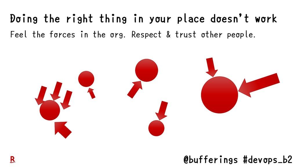 @bufferings #devops_b2 Feel the forces in the o...