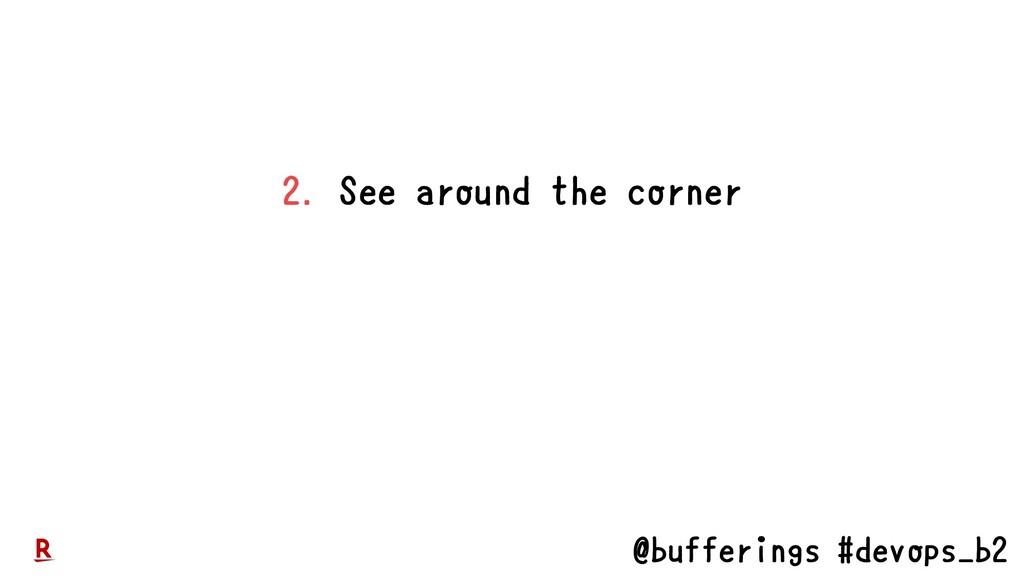 @bufferings #devops_b2 2. See around the corner