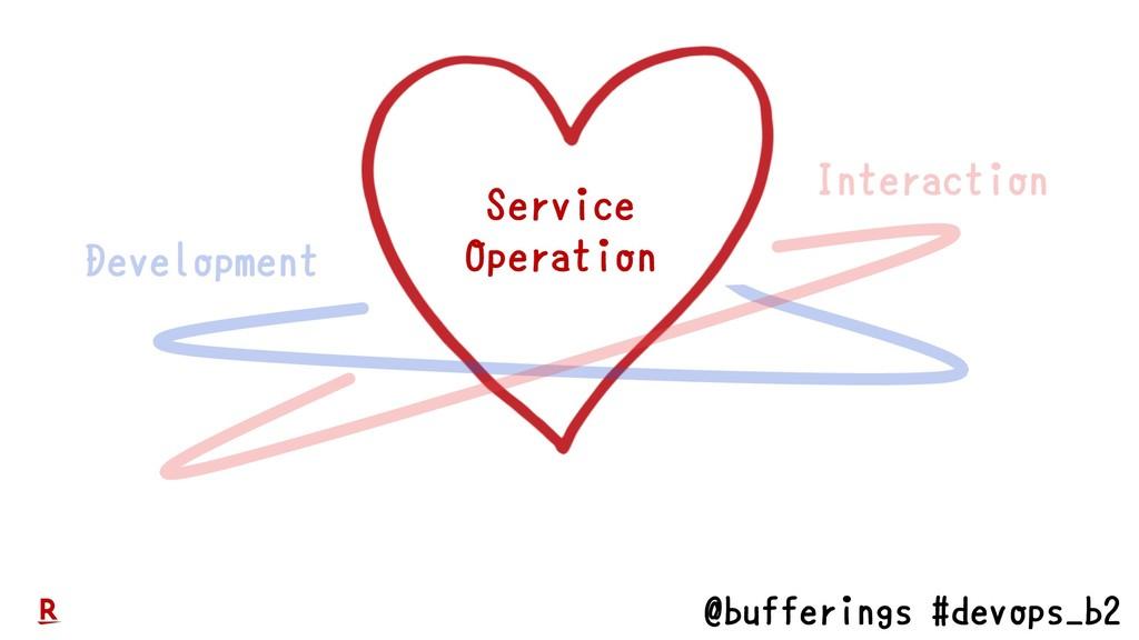 @bufferings #devops_b2 Service Operation
