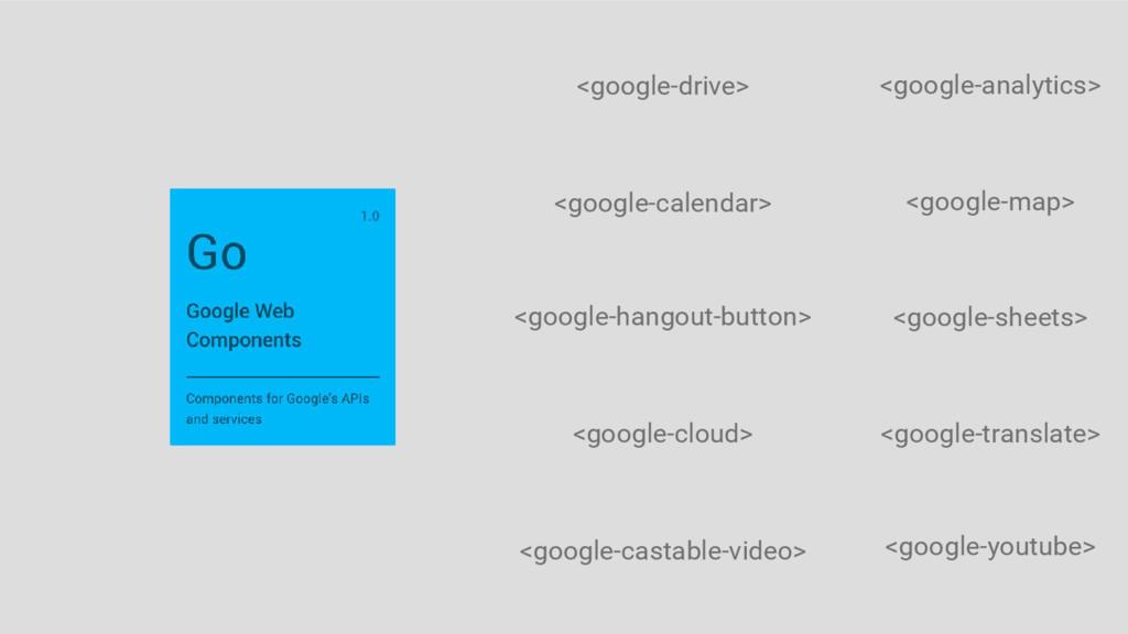 <google-drive> <google-calendar> <google-hangou...