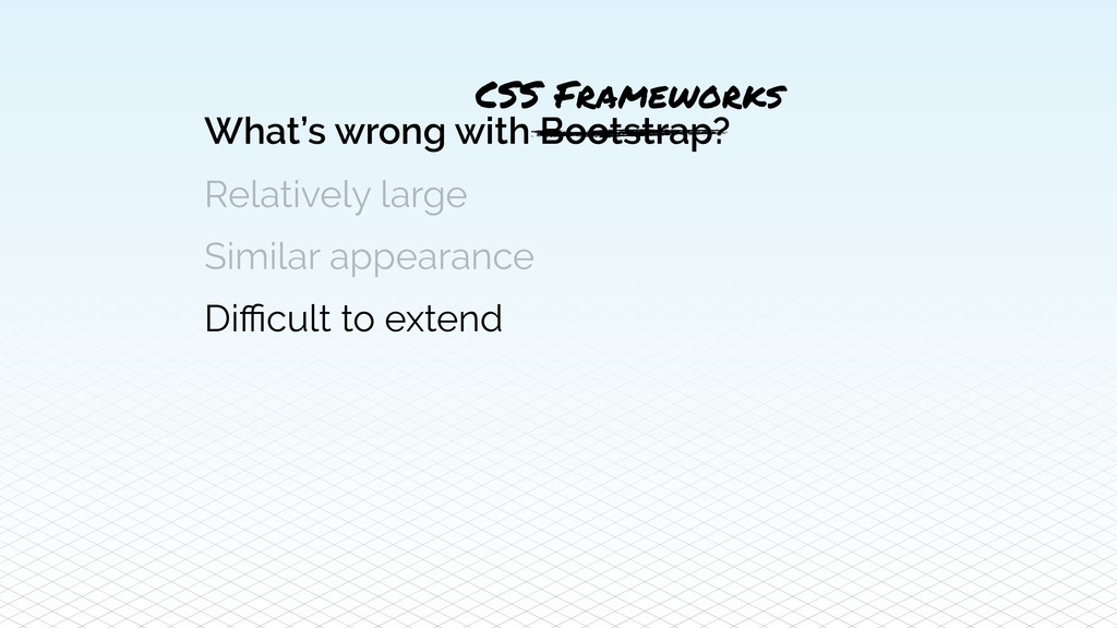 What's wrong with Bootstrap? Relatively large S...