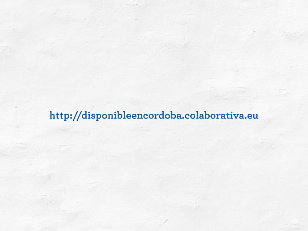 http://disponibleencordoba.colaborativa.eu