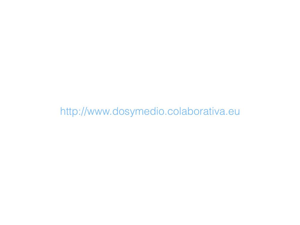http://www.dosymedio.colaborativa.eu