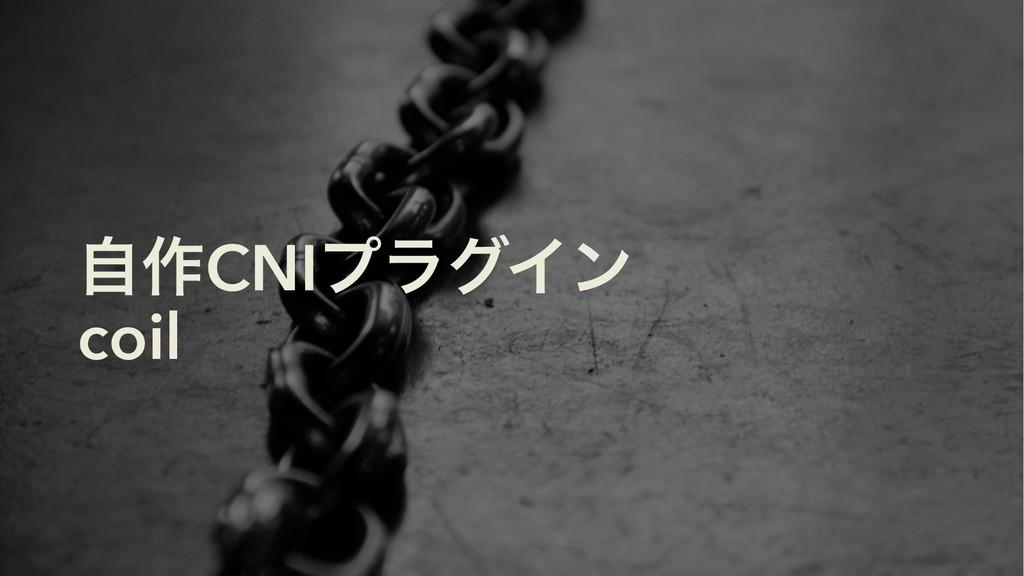 ࣗ࡞CNIϓϥάΠϯ coil 14