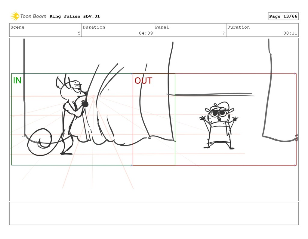 Scene 5 Duration 04:09 Panel 7 Duration 00:11 K...