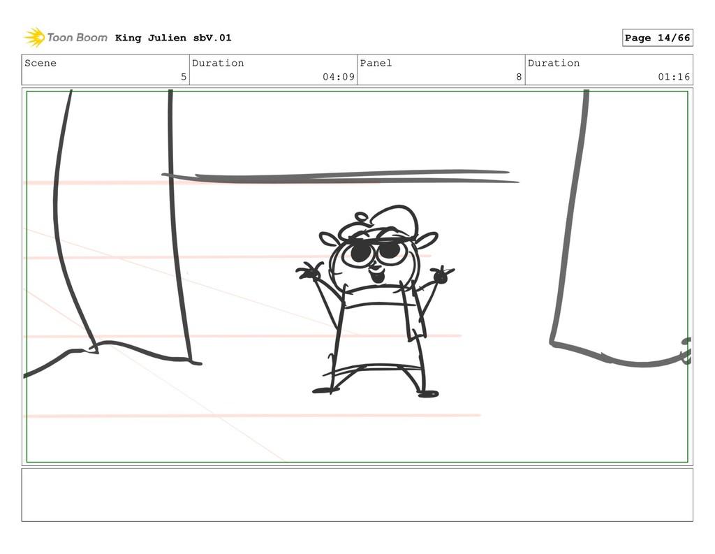 Scene 5 Duration 04:09 Panel 8 Duration 01:16 K...